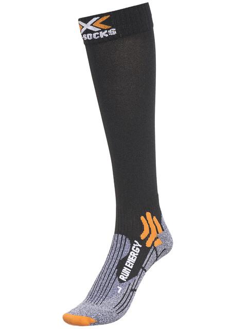 X-Socks Run Energizer Hardloopsokken zwart